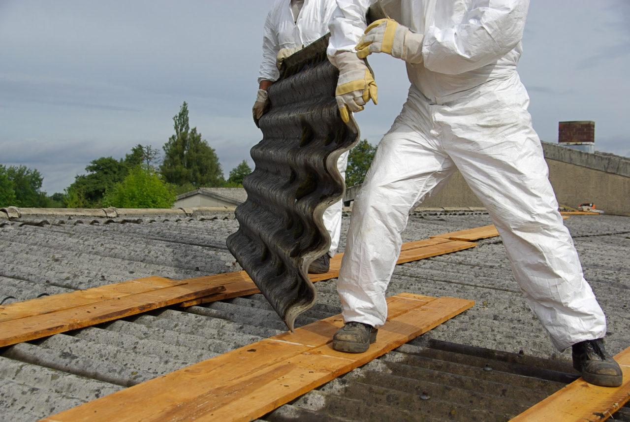 Désamiantage traitement simple Asbest pskill luxembourg belgique